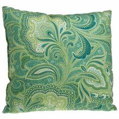 Pretty paisley pillow, love it!!