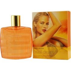BRASIL DREAM Perfume by Estee Lauder A lovely perfume, features notes of coconut milk, guava, orange blossom, neroli, more for a smooth and attractive scent. This perfume  is recommended for casual wear, it has a tropical feel that makes it great for vacations and days out with friends. This elegant scent also works well for days in the office or times when you just want to smell and feel your best.