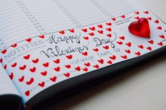 SuccesPlanner #happy #valentine
