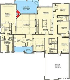 Plan 100007SHR: European House Plan With High End Features