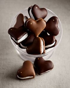 S'mores Hearts