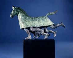 Trojan Horse by Bill Starke