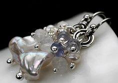 Finland earrings by Pako korut.