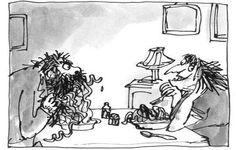 De Griezels van Roald Dahl: Het verhaal gaat over meneer en mevrouw Griezel. Meneer Griezel heeft een vreselijke, vieze, baard. Hij is walkgelijk! Zijn vrouw is geen haar beter. Doordat ze zoveel l...