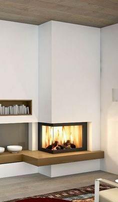 Range Calore Sustainable Energy Today Pin Foyer and Entryway Ideas Calore Energy Pin Range Sustainable Today Corner Gas Fireplace, Home Fireplace, Fireplace Remodel, Modern Fireplace, Living Room With Fireplace, Fireplace Design, Fireplace Ideas, Living Room Tv, Small Living Rooms