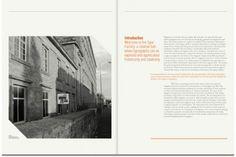 minimalist print layout design - Google Search