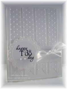 SC343 Is All White by pdncurrier - Cards and Paper Crafts at Splitcoaststampers