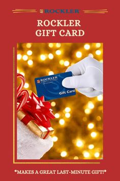 Looking for a last-minute gift for your favorite woodworker? Look no further! A Rockler gift card or e-gift card will be a perfect stocking stuffer. Get yours here.  #createwithconfidence #giftcard #egiftcard #rocklergiftcard #stockingstuffer Rockler Woodworking, Woodworking Supplies, Last Minute Gifts, Knobs And Pulls, Stocking Stuffers, Gifts For Dad, Top Rated, Workshop, Card Making