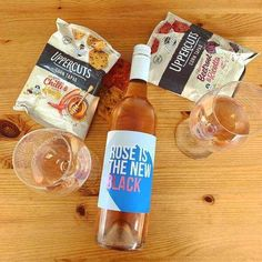 The 2018 'Rosé is the new black' is a collab between Wine Gallery & Hedonist Wines in SA's McLaren Vale. It's made from a blend of Sangiovese & Grenache. Read more on the blog! #wine #wineblog #winetastingnotes