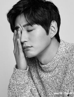 Intense Lee Won Geun For Marie Claire | Couch Kimchi