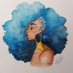 - Feria de Arte de Florianópolis - ocurre el sábado 11 y dedica . Watercolor Portraits, Watercolor Art, Watercolor Paintings Tumblr, Illustration, Arte Pop, Art Drawings Sketches, Aesthetic Art, Art Fair, Art Sketchbook