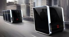 We have featured Next, futuristic transportation system in 2012, now, the third version of this concept has been updated with better design and more advanced technology.