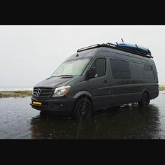 Mercedes Sprinter 4x4 Camper, Sprinter Conversion, Benz Sprinter, Camper Conversion, Camper Caravan, Camper Life, Camper Van, Best Campervan, Van Home