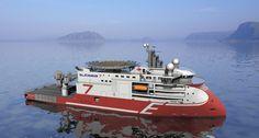 Subsea 7 SX148 vessel