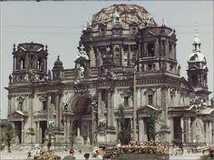 Берлинский кафедральный собор (Berliner Dom), Берлин, июль 1945 г.