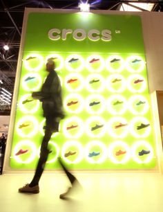 Crocs Exhibition Stand by Mynt Design, UK » Retail Design Blog