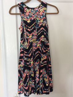 Xhilaration floral skater dress.  NWOT. Size Small.  $20 shipped in U.S.