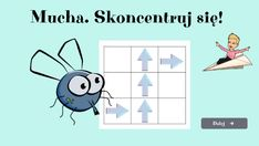 Matematyczna mucha by Kasia Tr on Genially Apps, Education, Comics, Speech Language Therapy, Therapy, App, Cartoons, Onderwijs, Learning