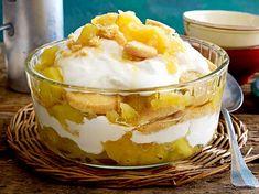 Unser beliebtes Rezept für Apple Trifle und mehr als 55.000 weitere kostenlose Rezepte auf LECKER.de.