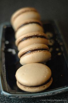 i heart baking!: french macarons