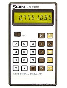 Image result for 80s calculator