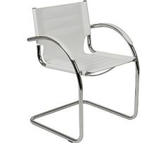 Euro Style Daniela Chair Set of 2 in White