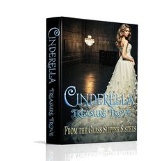 #fairytale #romance w Cinderella Treasure Trove from 15 authors. excerpts & recipes
