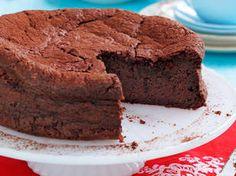 Chocolate beetroot cake - gluten free