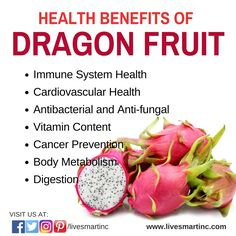 all fruit diet benefits of dragon fruit