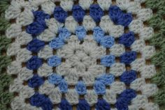 Another 26 Granny Squares