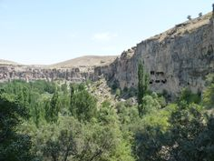 Valle de Ihlara. Caminata.
