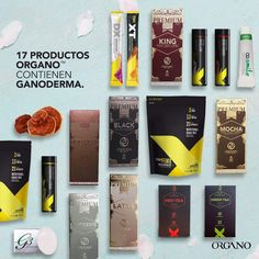 Productos con Ganoderma. Mocha, Tea, Coffee, Retail, Business, Healthy, Gold, Products, Moka