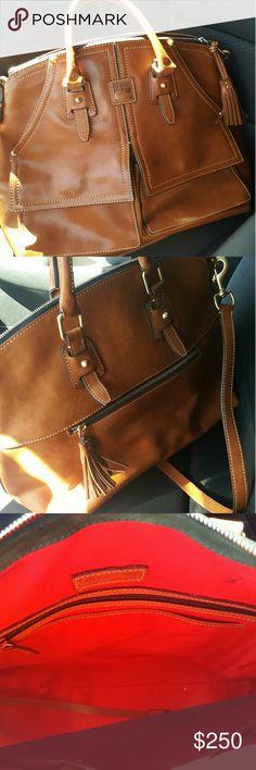 Dooney & Bourke Camel colored large bag Dooney & Bourke Bags Satchels