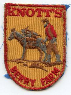 Knott's Patch. Courtesy: jericl cat, Los Angeles, California (USA).
