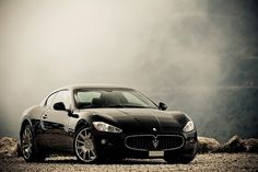 Maseratis are crap but this is a sexy car.