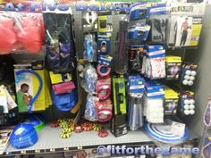 Sports and Fitness Equipment at Five Below. https://fitnessforthegame.wordpress.com/2015/07/22/be-equipped-and-ready-for-action/  #MoveMonday #MotionMonday #MuscleMonday