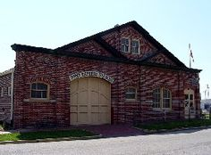 Original Pony Express Stable in St. Joseph, MO