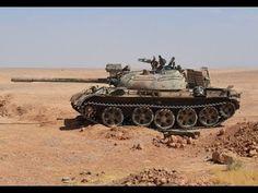 Síria: Forças do Governo tem ganhos estratégicos na província de Hama - YouTube