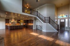 Custom Mirage | Living Room Located in Davis County Utah: Open Concept
