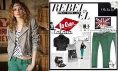 Lee Cooper Collection We Jeans! Sexy Outfits, Coat, Jeans, Jackets, Collection, Products, Fashion, Down Jackets, Moda