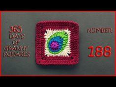 Transcendent Crochet a Solid Granny Square Ideas. Inconceivable Crochet a Solid Granny Square Ideas. Crochet Squares Afghan, Crochet Blocks, Granny Square Crochet Pattern, Crochet Granny, Crochet Motif, Granny Squares, Crochet Patterns, Peacock Crochet, Granny Square Projects