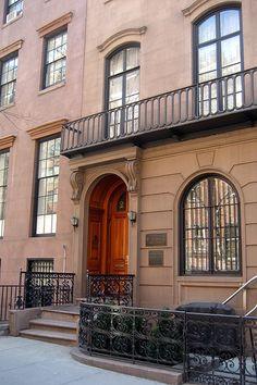 NYC - Greenwich Village: General Winfield Scott House