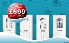 uPVC Doors from £699  http://www.academyhome.co.uk/products/doors/pvcu-doors/pvcu-doors-range#Content