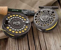 Classic Orvis Battenkill III Fly Reel