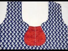 Neck Design Cutting & Stitching | Neck Design for Kurtis - YouTube