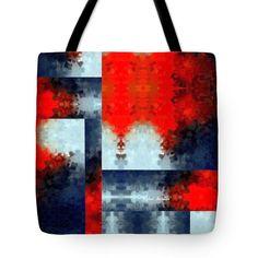 Tote Bag - Abstract 473