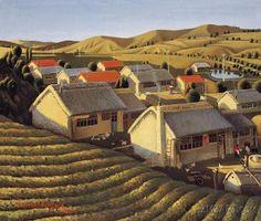 Chen Shuzhong Chinese Painter