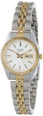 Relógio Pulsar Women's PXX006 Watch #Relogios #Pulsar