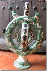 Domingo Punter, cerámica de Teruel
