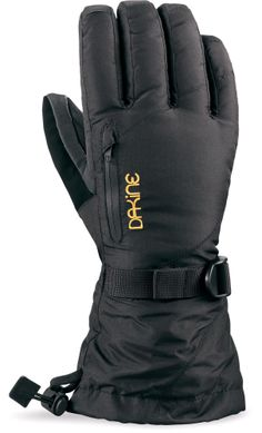 The women's DAKINE Sequoia gloves have stretchy removable liner gloves with touch-screen fingers. #REIGifts
